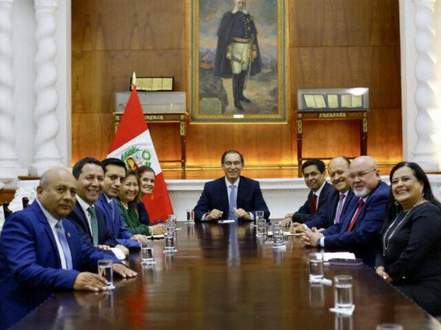 César Campos: Vizcarra debe poner orden en Ejecutivo si planea llevar adelante reformas