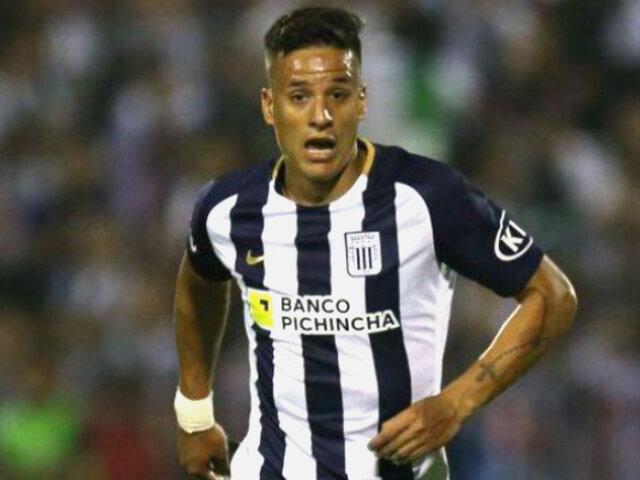 Alianza Lima: Gonzalo Godoy renovó con los 'íntimos' por una temporada más