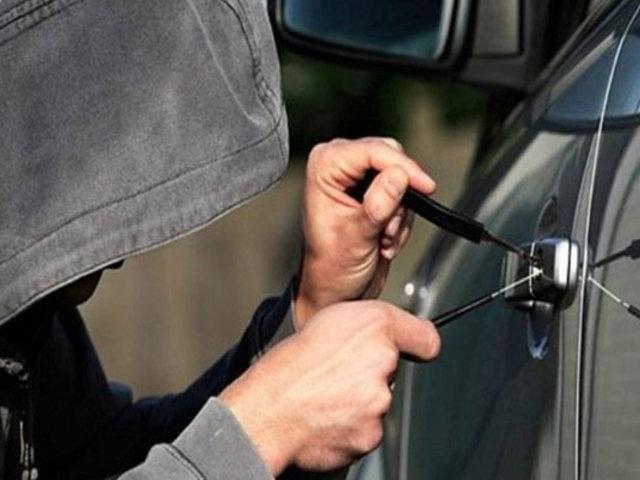 EEUU: sujetos aprovechan cuarentena para robar automóviles