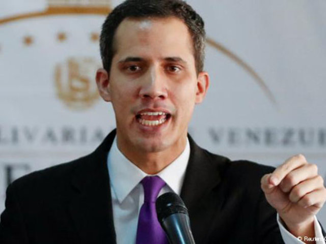 Parlamento Andino reconoce a Juan Guaidó como presidente encargado de Venezuela