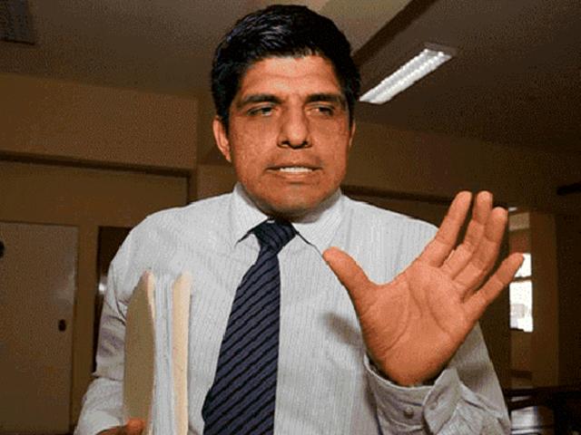 Fiscalía de Lambayeque abre investigación al Ministro del Interior, Juan Carrasco Millones