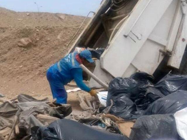 San Miguel: Recogen tres toneladas de basura en la Costa Verde