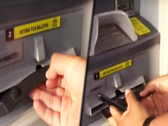 Alerta: robos en cajeros se intensifican previo al Día de la Madre
