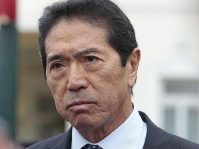 Jaime Yoshiyama: declaran improcedente su traslado a Piedras Gordas