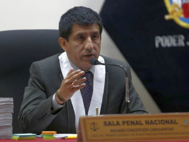 Ollanta Humala y Nadine Heredia: continúa audiencia de control de acusación