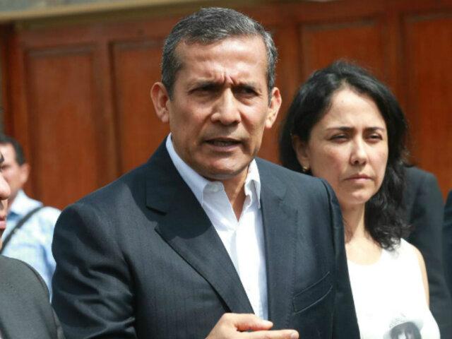 Gastañadui sobre caso Humala-Heredia: MP busca 'criminalizar' a partidos políticos