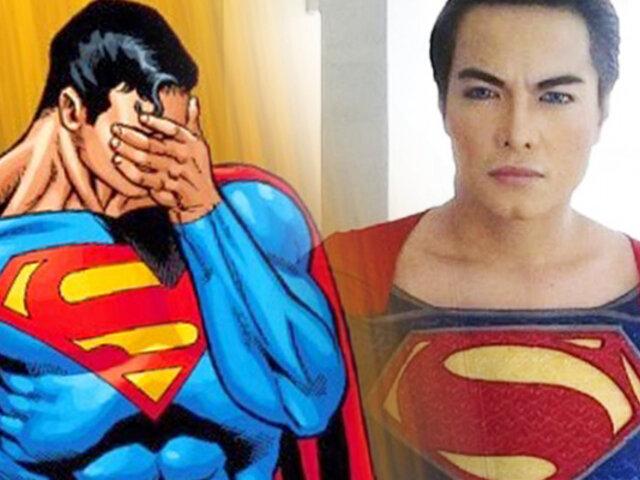El doble filipino de Superman no podrá hacerse más operaciones