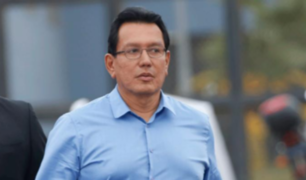 Félix Moreno fue condenado a 5 años de prisión por Caso Corpac