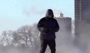 EEUU: Ola de frío extremo deja al menos 12 muertos