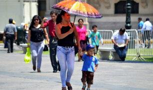 Senamhi: Lima tendrá hoy una temperatura de más de 30 grados