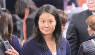 Juez Víctor Zuñiga podría reemplazar a Elizabeth Arias en el caso Keiko Fujimori
