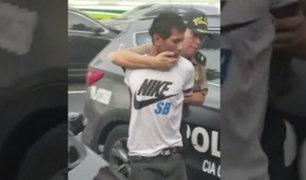 Detienen a sujeto que atacó a su expareja con un desarmador