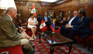 Representante diplomático de Guaidó en Perú no fue saludado por Frente Amplio y Nuevo Perú