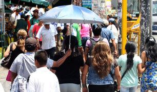 Lima Este soportaría hasta 30 grados de temperatura hoy viernes