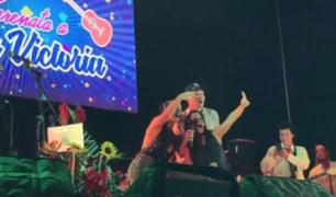La Victoria: A ritmo de salsa celebraron 99 años del distrito