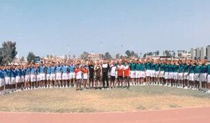"""Deportistas de la Escuela Militar de Chorrillos se preparan para """"Lima 2019"""""""