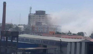 Somalia: se registra fuerte explosión en mercado de Mogadiscio