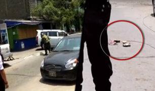 Caso robo Prosegur: Padre de agente que robó 2 millones de soles estaría siendo extorsionado