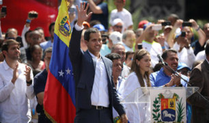 España, Francia, Reino Unido y Alemania reconocen a Guaidó como presidente interino de Venezuela