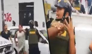 Barrios Altos: cae banda de vendedores de Pasta Básica de Cocaína
