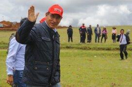 Presidente Vizcarra: Aeropuerto de Chinchero va a generar beneficios para Cusco y todo el Perú