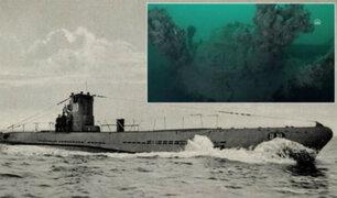 Turquía: hallan submarino de la flota perdida de Hitler