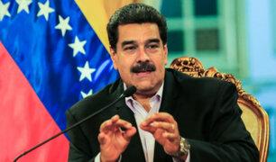 Se registra apagón en plena conferencia de prensa de Nicolas Maduro