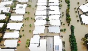 Australia sufre inundaciones sin precedentes