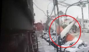 FAP anunció que cubrirá los daños ocasiones tras caída de avioneta en Surco