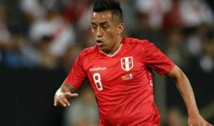 Christian Cueva estaría a un paso de formar parte de Santos