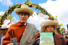 Presidente Vizcarra anunció campaña de reforestación en todo el país