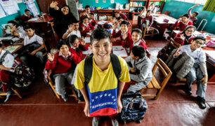Se quintuplicará el número de estudiantes extranjeros en colegios del Perú este año