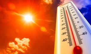 Ola de calor alcanzó los 39 grados centígrados en Piura