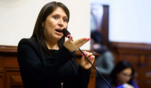 Yeni Vilcatoma pretende derogar ley de firma del acuerdo con Odebrecht