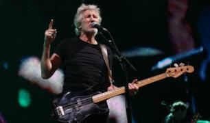 EEUU: Roger Waters convoca marcha a favor de Nicolás Maduro