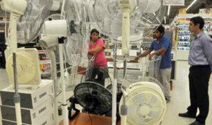 Venta de ventiladores incrementa hasta en un 300 por ciento