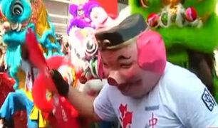 Año Nuevo Chino 2019: especialista explica la importancia del Año del Cerdo