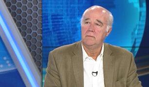 García Belaunde opina sobre árbitros que habrían favorecido a Odebrecht
