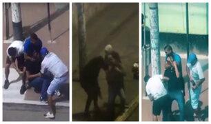 La Victoria: gestión de Elías Cuba archivó videos de asaltos en jirón Renovación
