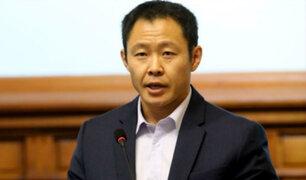 Kenji Fujimori: parlamentario suspendido retornaría al Congreso en marzo