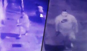 Sujeto es captado disparando a mototaxista en Huacho