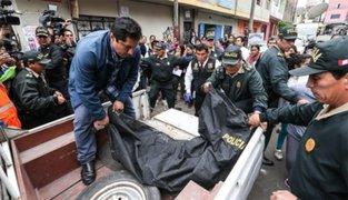 Feminicidios en Perú: capturan a 9 sujetos en lo que va del año por asesinato de mujeres