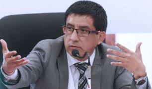 Declaran improcedente recusación contra Sala que separó a Concepción Carhuancho de caso Cócteles