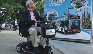 MTC: Vehículos electricos de ancianos y discapacitados no deberán llevar placa y SOAT