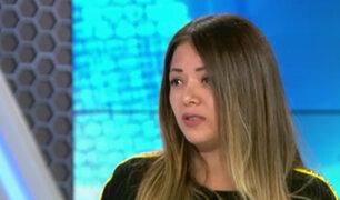 Extorsionan a reportera de Panamericana Televisión con publicar fotos íntimas