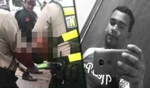 San Juan de Lurigancho: extranjero asesinó a su pareja y se quita la vida quemándose