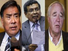 Congresistas cuestionan investigación a fiscal Pérez y juez Carhuancho