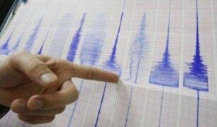 Sismo de magnitud 3.8 se registró esta madrugada en Mala