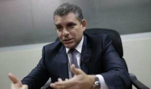 Abren investigación preliminar contra fiscal Rafael Vela