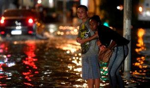 Lluvias torrenciales en Río de Janeiro dejan al menos cinco muertos